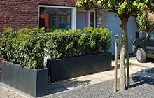 Verrijdbare Plantenbakken Voor Buiten.Polyester Plantenbakken 1 Van Nederland Alle Kleuren Maten