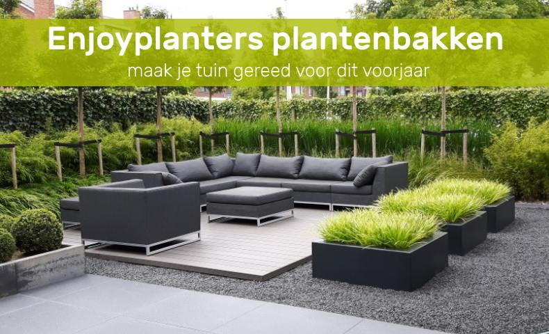 Enjoyplanters plantenbakken