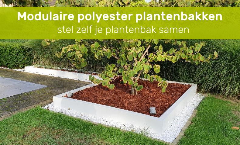modulaire plantenbakken