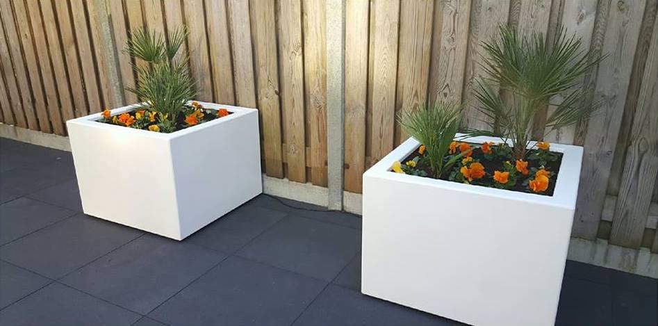 Plantenbakken Voor Buiten Groot.Polyester Plantenbakken Alle Voordelen Op Een Rij