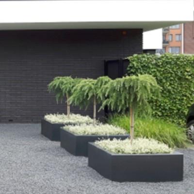 polyester plantenbak groot